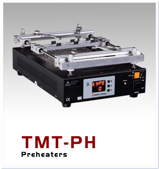 TMT-PH Infrared Preheaters