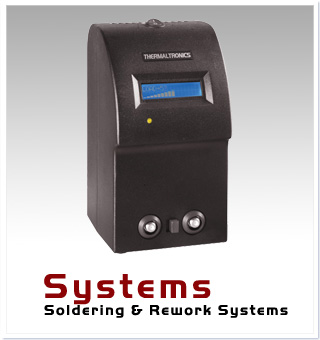 Thermaltronics Systems Cross Reference