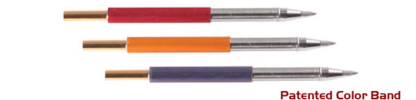 Thermaltronics T Series Soldering Tip Cartridges - 60, 70, 80 Series