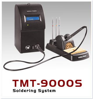 Thermaltronics TMT-9000S Soldering & Rework Station