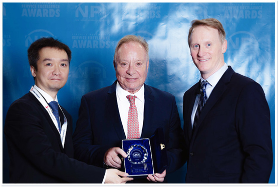 Thermaltronics Wins NPI Award for New Full Vision TMT-R9800S Soldering Robot
